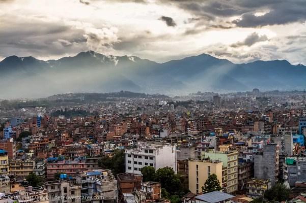 Cityscape - Kathmandu