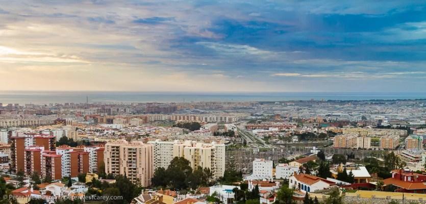 Cityscape - Malaga