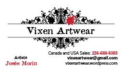 vixen artwear