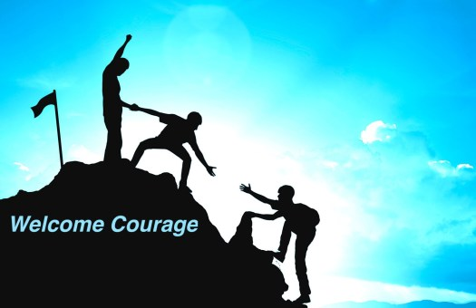 Welcome Courage