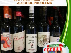 LIFE FREE FROM FEAR OF ALCOHOL PROBLEMS