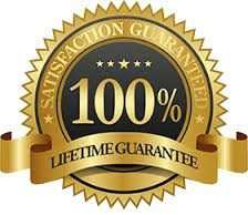 100% Lifetime Guarantee. Min