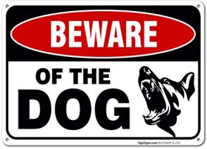 Fears of dogs