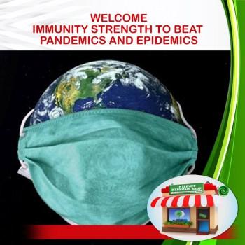 IMMUNITY STRENGTH TO BEAT PANDEMICS AND EPIDEMICS1