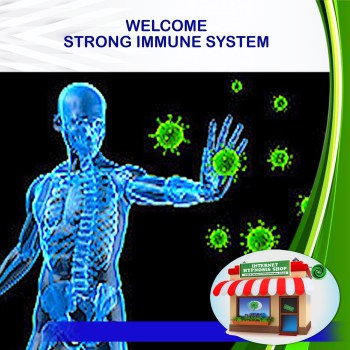 STRONG IMMUNE SYSTEM. compressed