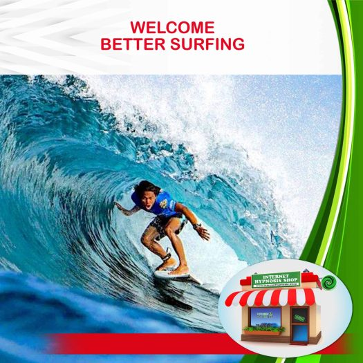 Welcome Better Surfing. Min