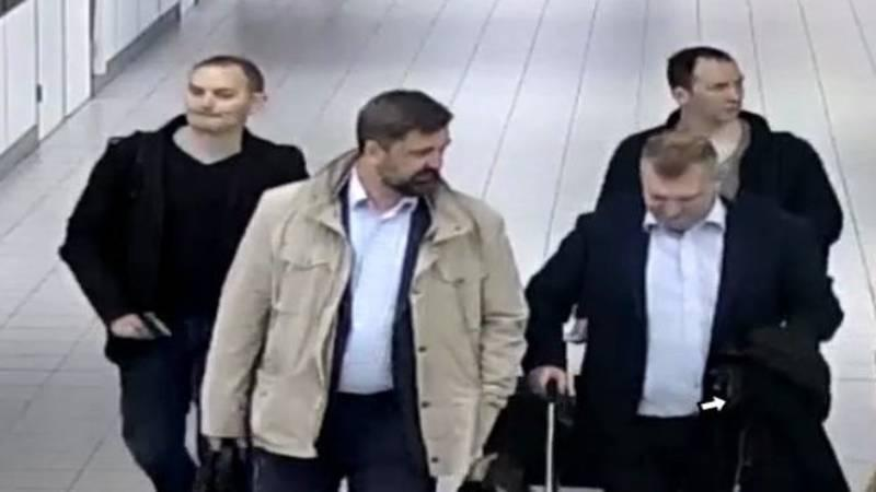 De 4 detectives