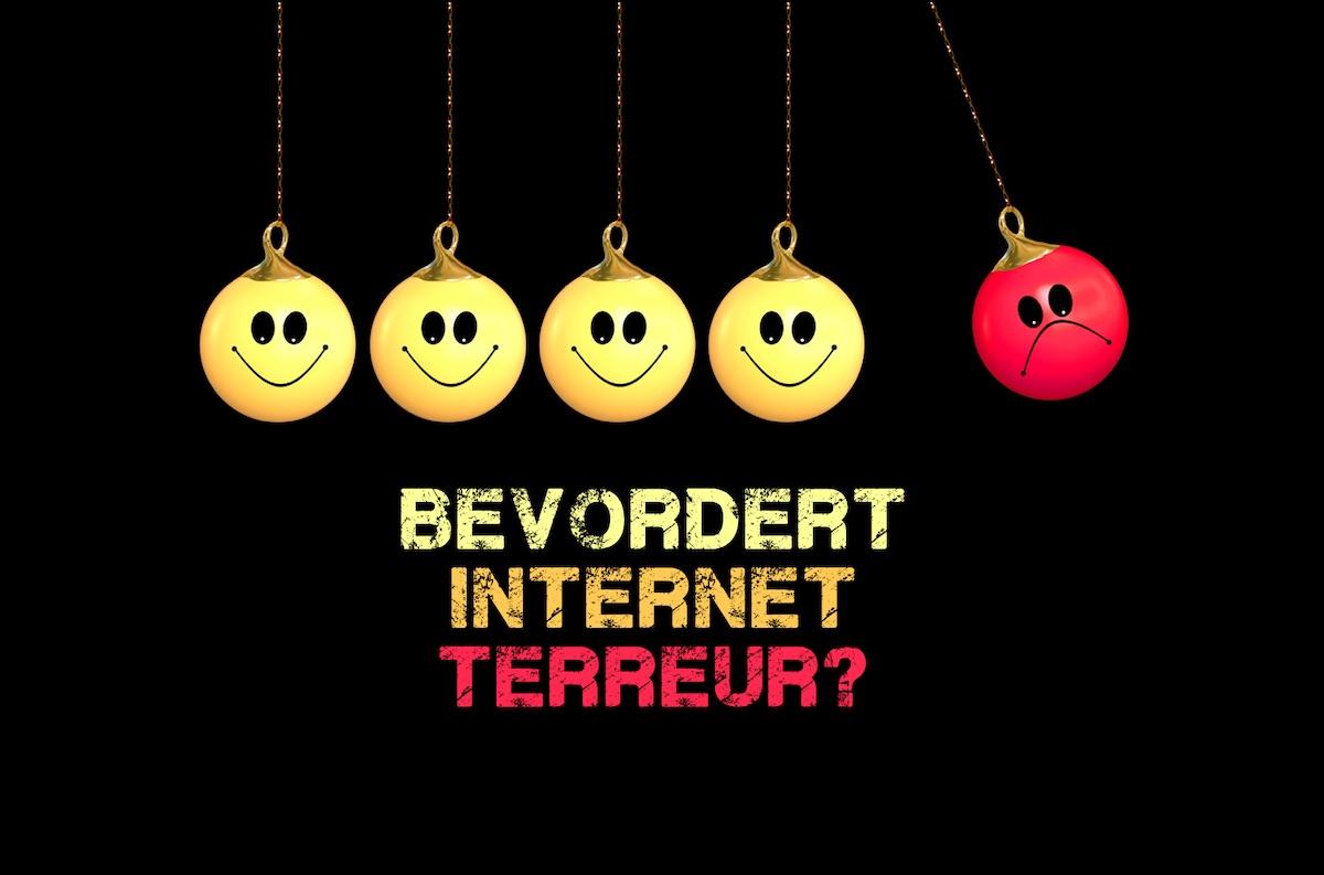 Bevordert internet terreur?