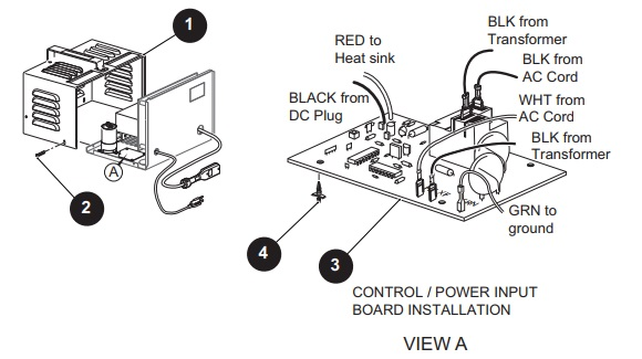 Wiring Diagram 48 Volt Powerwise Charger