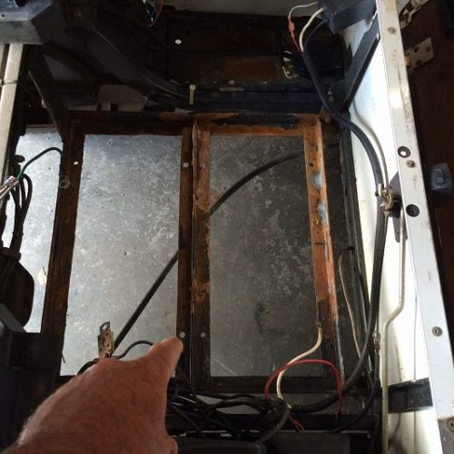 ez go gas wiring diagram photoelectric sensor golf cart parts all aluminum replacement ezgo battery tray how to install your new from batterypete 5