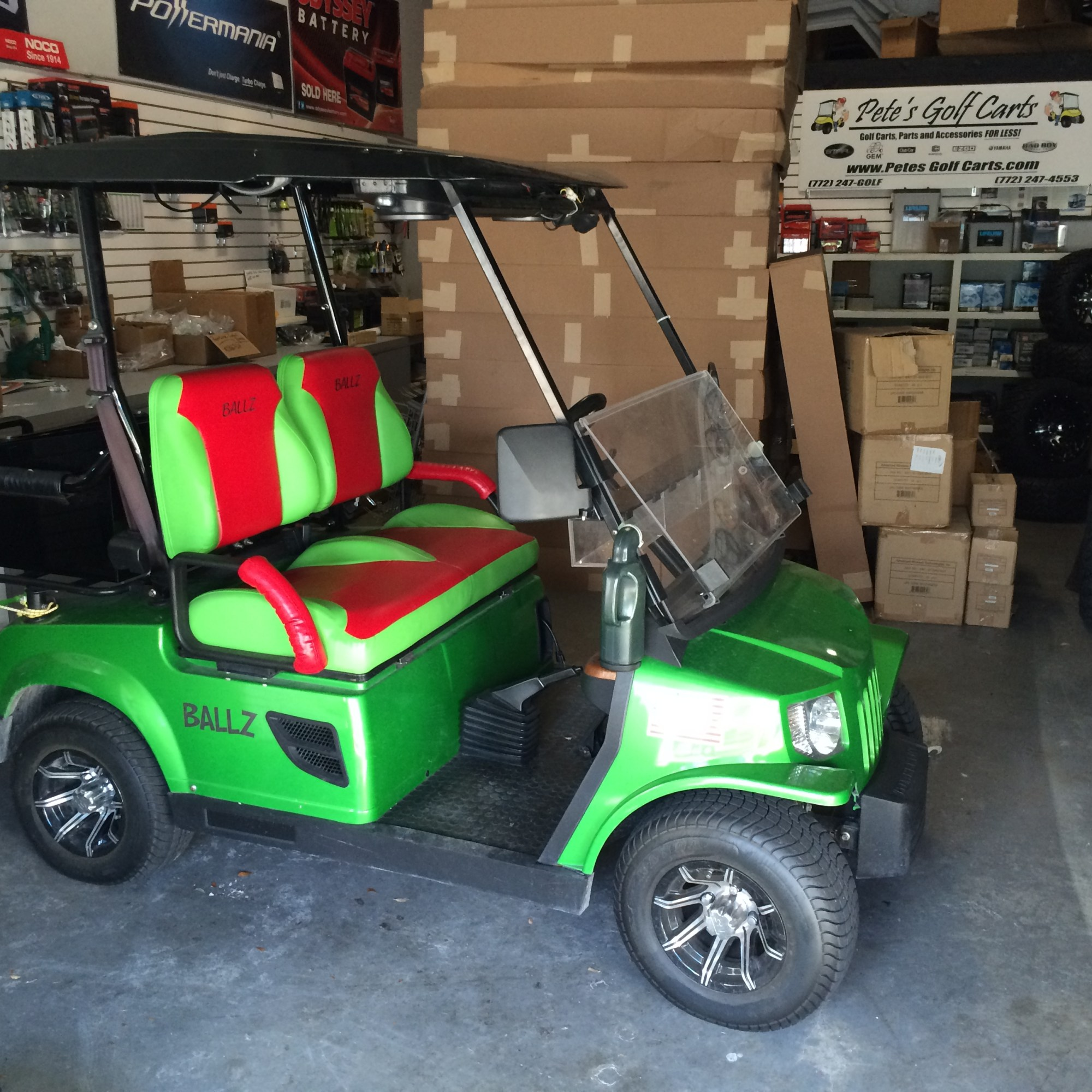 hight resolution of tomberlin golf cart for sale south florida 2010