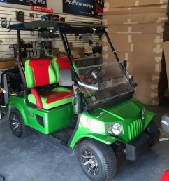 tomberlin golf cart cover [ 2448 x 2448 Pixel ]