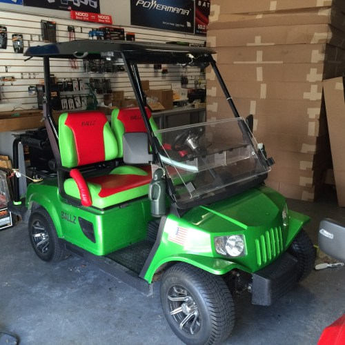 small resolution of tomberlin golf cart cover