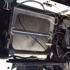 Ez Go Gas Wiring Diagram Bmw X5 E70 Golf Cart Parts All Aluminum Replacement Ezgo Battery Tray Installation