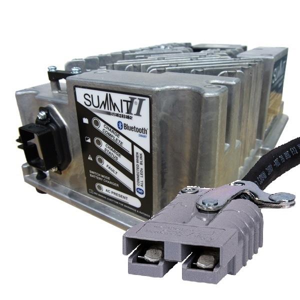 36 volt ez go txt wiring diagram lester summit ii series golf cart battery charger sb50 connector pete s carts