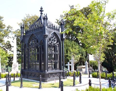 James Monroe's Tomb - <i>Photo by John Dolan</i>