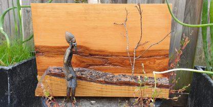 spalted, douglas, fir, hout, zeeland