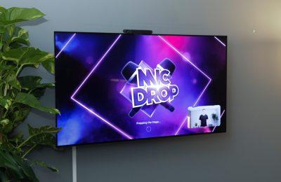 Facebook Portal Mic Drop