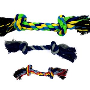 Dog Rope Toys 3 Sizes