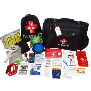 Cat Emergency Survival kit, Bug out bag for cats