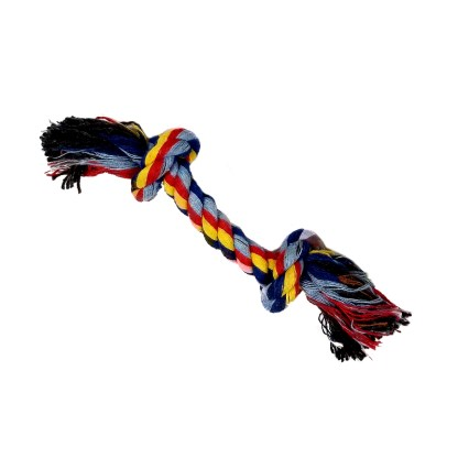 Small Dog Rope Pull Toy