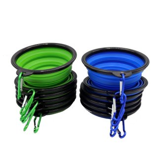 Pet Collapsible Travel Bowls, Cat Collapsible Travel Bowls, Dog Collapsible Travel Bowls