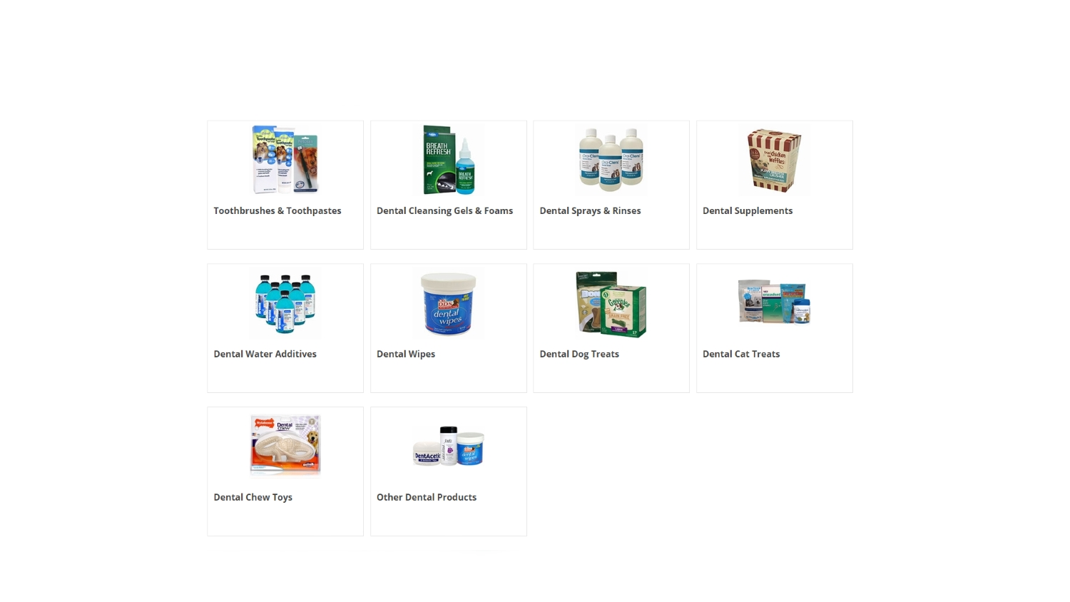 Dental Products for Pets Get 20% off at HealthyPets.com