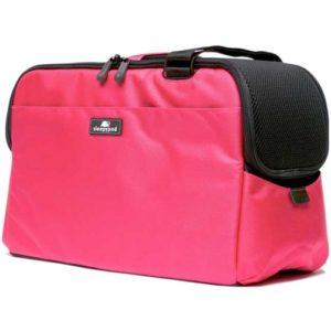 Sleepypod Atom Luxury Pet Carrier Strawberry Red