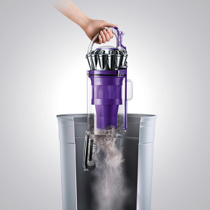 Dyson Ball Animal 2 Upright Vacuum Filtration