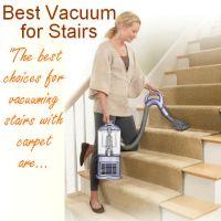 Best Vacuum for Stairs | Pet Hair Vacuum