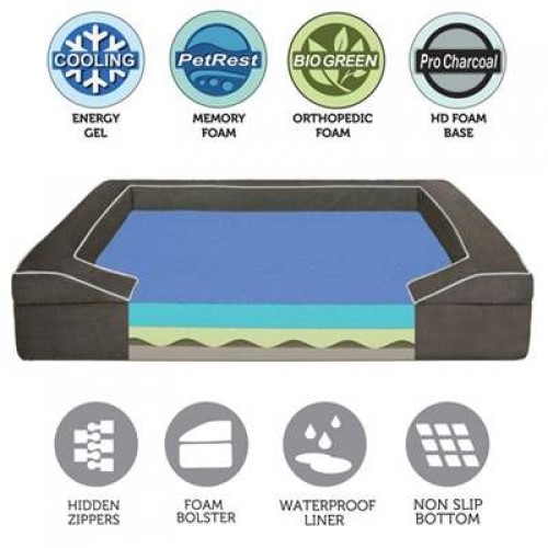 Sealy Dog Beds Cooling
