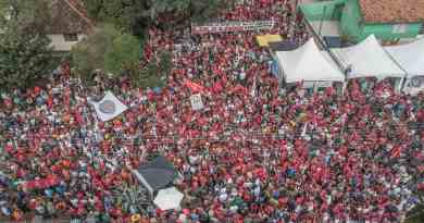 Curitiba, 1o. da maio por Lula Livre
