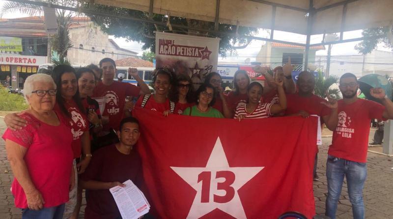 39 anos do PT em Amargosa/BA