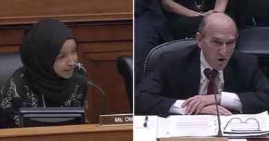 Congressista Omar sabatina o enviado-especial a Venezuela, Elliot Abrams