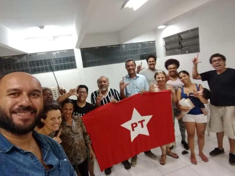 Reunião do DAP Campo Limpo em SP