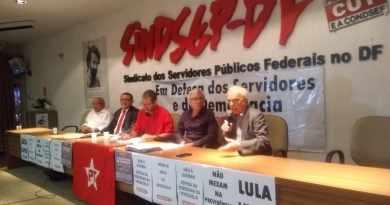 Debate sobre Venezuela no DF