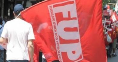 Bandeira da Federação Única dos Petroleiros