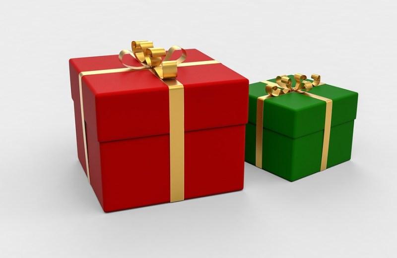 faire des cadeaux