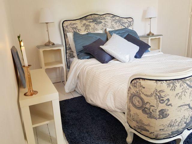 Chambres d'hôtes et le gîte sont aménagées avec goût dans un joli parc