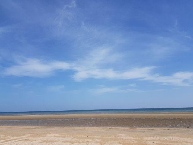 Coudeville-sur-Mer beach
