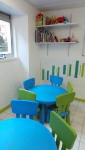 L'anglais aux Petits Bilingues: petites tables