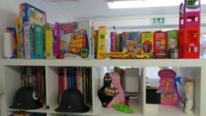 L'anglais aux Petits Bilingues: les jeux