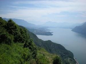 Voyage, lac du Bourget