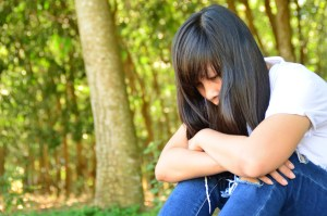 Haut potentiel adolescente triste