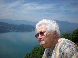 Grands-Parents, lac du Bourget