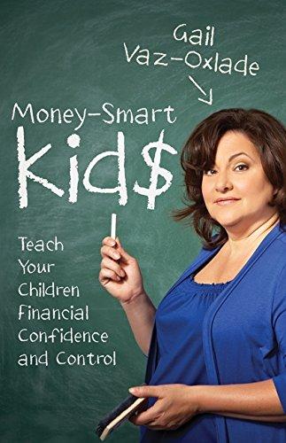 Couverture du livre Money-smart kids