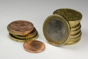 pièces euros