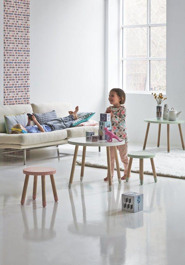 Flexa Play Scandinavian Style Furniture for Kids