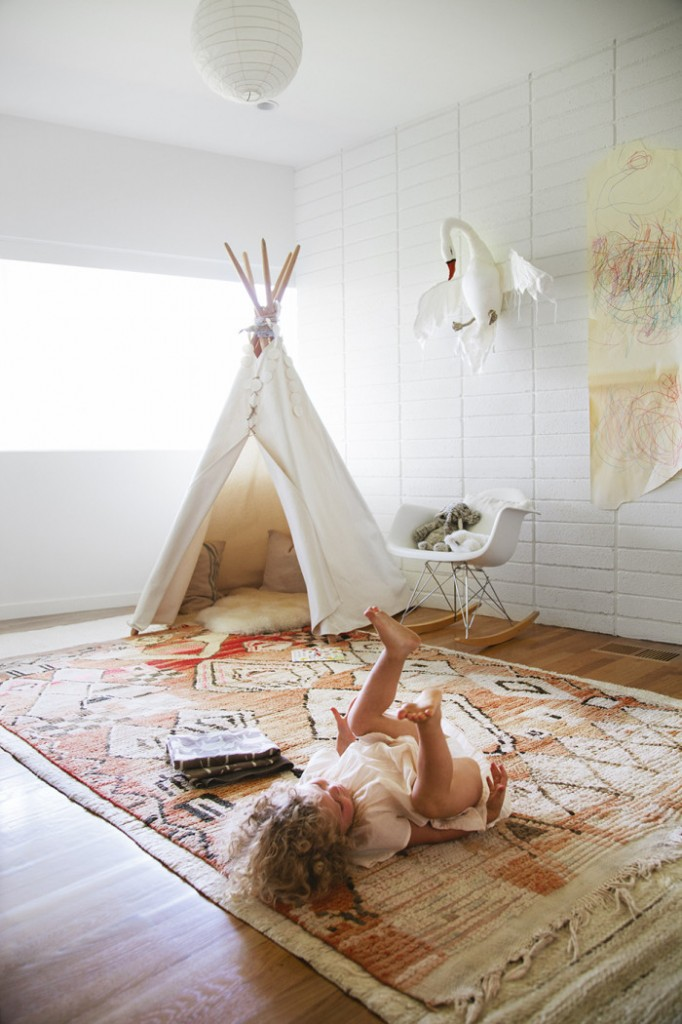 Cute Bedroom Wallpaper Ideas Kids Rooms With Moroccan Rugs Petit Amp Small