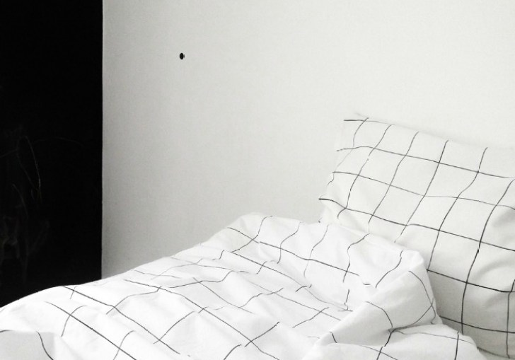 Black And White Bed Sheets